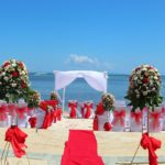 Linaw Beach Resort Panglao Island Bohol Weddings 039