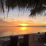 Linaw Beach Resort Panglao Island Bohol Pearl Restaurant 001